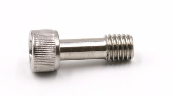 杯头内六角不锈钢螺丝可以做成半螺纹的吗?
