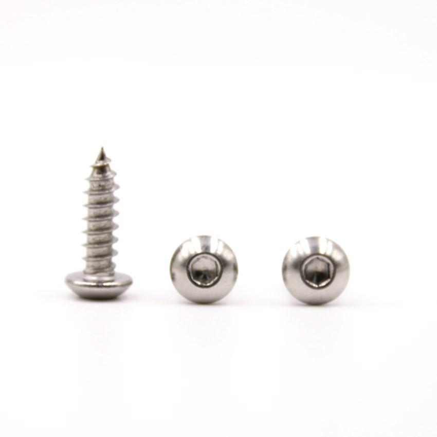 不锈钢微型自攻螺丝