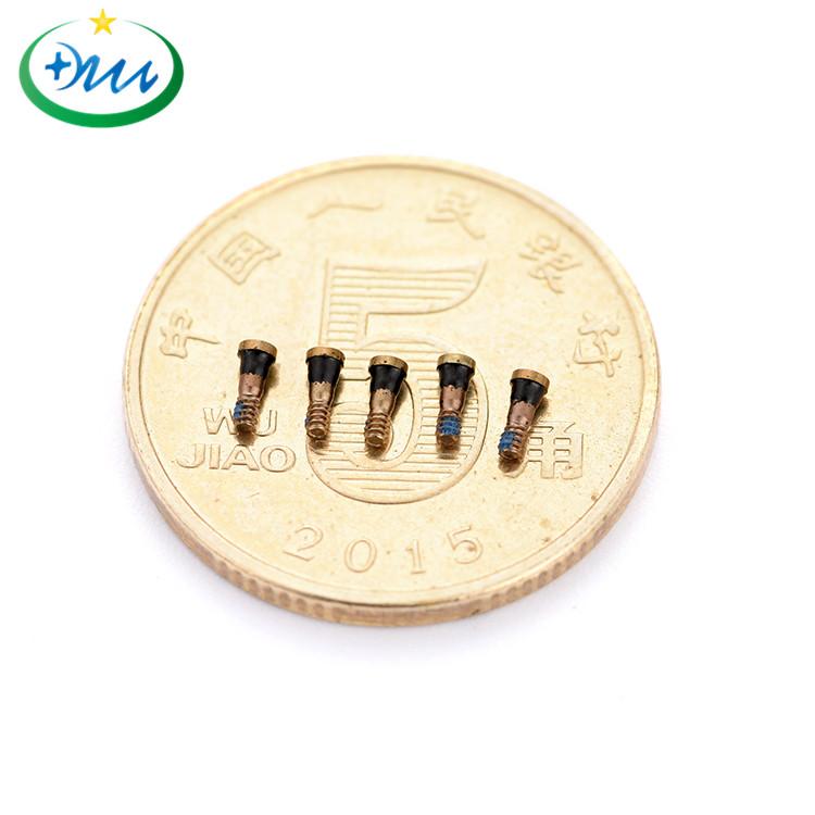 M1.2梅花微型铜螺丝4