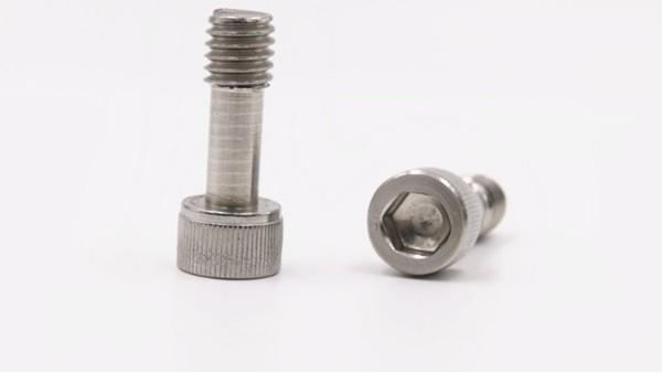 螺丝定制厂家定做-不锈钢杯头内六角半牙螺丝