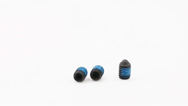 普通螺钉和紧定螺钉有什么区别呢?