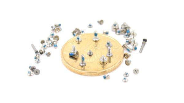 精密螺丝厂家能做多小规格的螺丝呢?