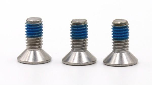 沉头内六角螺丝的尺寸是怎么测量的呢?