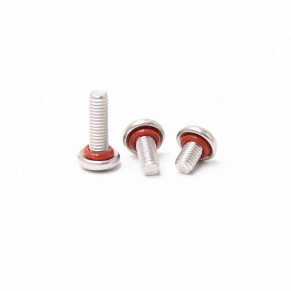 PM3系列胶圈防水螺丝