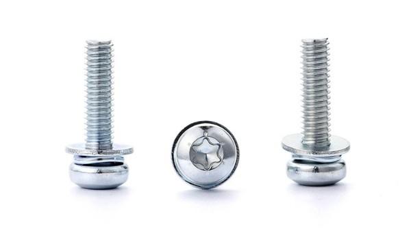 三组合螺丝出现质量问题的原因有哪些?