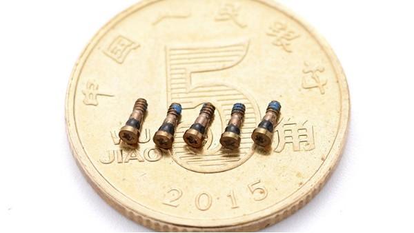 螺丝课堂——微型螺丝生锈了怎么取下来?