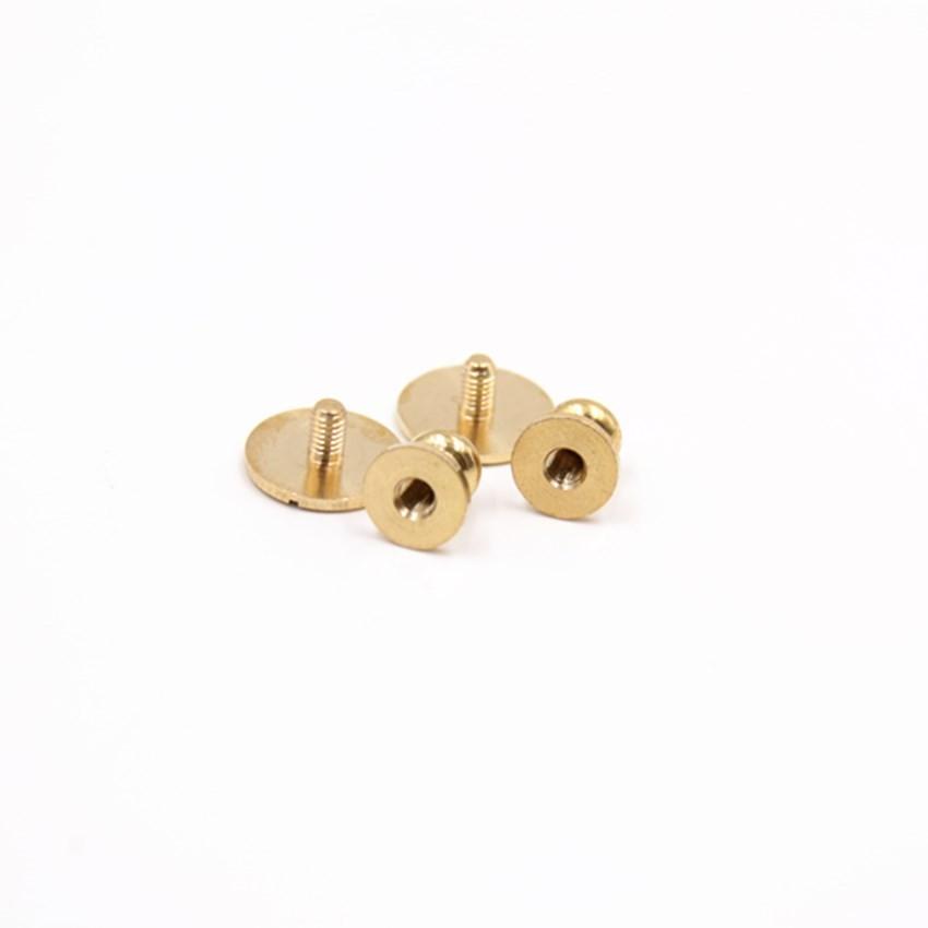 黄铜子母钉定制