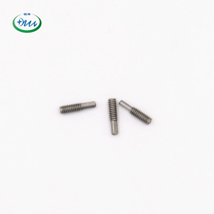 非标定制无头M2半牙不锈钢螺丝