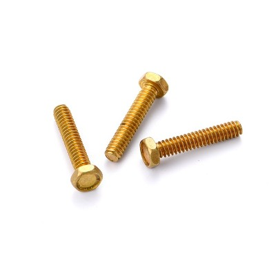 外六角黄铜螺丝
