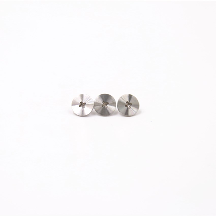 304不锈钢大平头十字CD纹螺丝