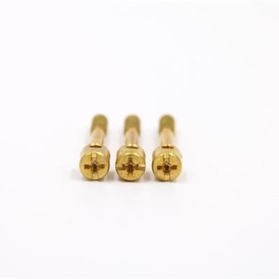 非标加减槽半牙螺丝定制