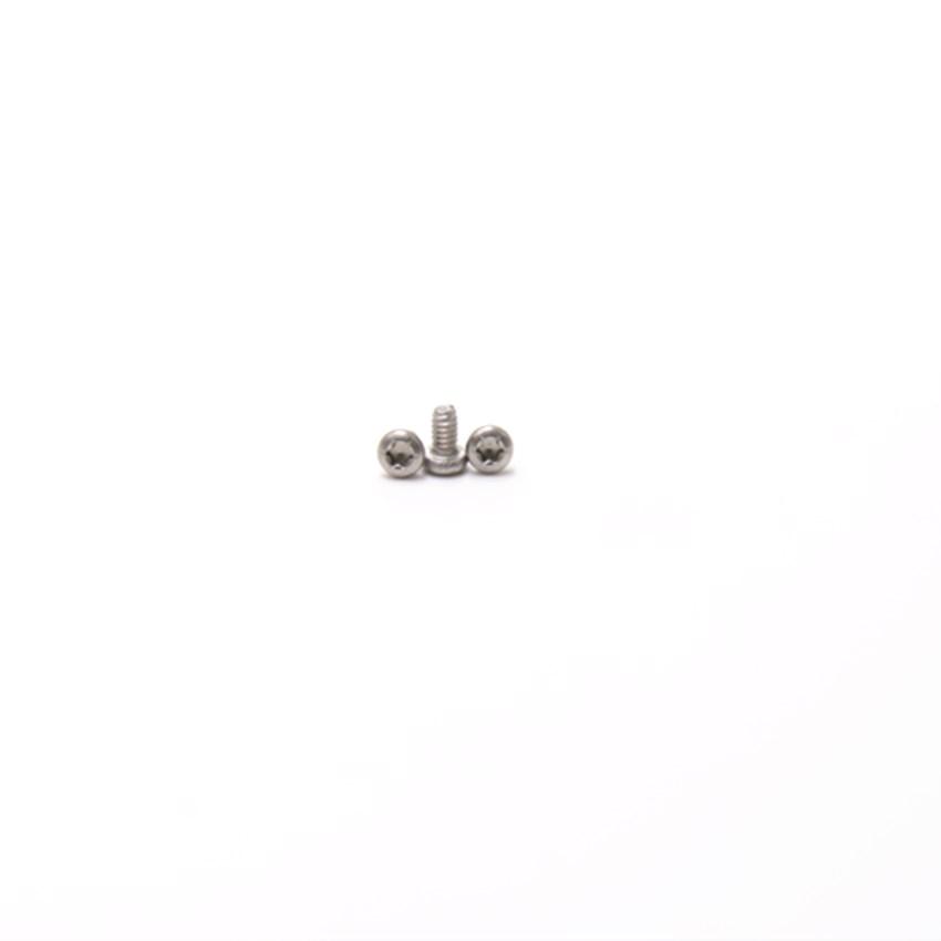 M1.6*3盘头梅花不锈钢螺丝