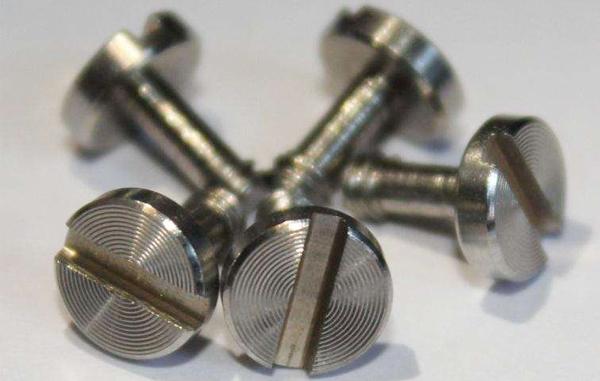 CD纹螺丝-不锈钢的本色