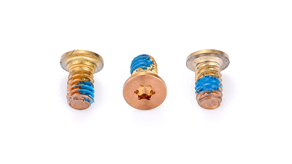 CD纹螺丝为什么大多都采用不锈钢材质?